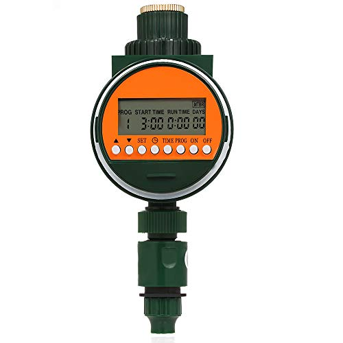 Bewässerungs Timer System Outlet Programmable Hose Faucet Watering Timer with Regen Sensor 3/4