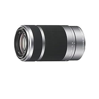 Sony SEL-55210 Tele-Zoom-Objektiv (55-210 mm, F4.5-6.3, OSS, APS-C, geeignet für A6000, A5100, A5000 und Nex Serien, E-Mount) silber (B005JZ7YWS) | Amazon price tracker / tracking, Amazon price history charts, Amazon price watches, Amazon price drop alerts