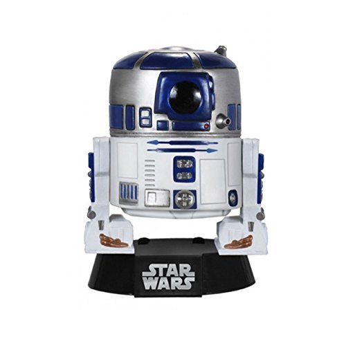 Funko POP Star Wars - R2-D2 Figure Bobble-Head 10cm