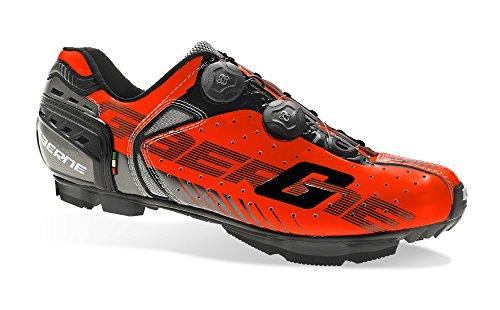 Soul Rebel Cyclisme - GA Gaerne–Zapatos de ciclismo–3477–008g-kobra naranja, Naranja (naranja), 46