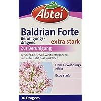 Preisvergleich für Abtei Baldrian Forte Beruhigungs Dragees, 30 Dragees