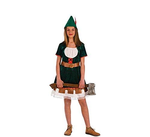 (Zzcostumes Robin Hood Kostüm für Ein Mädchen)