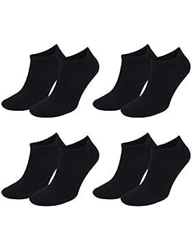 TOMMY HILFIGER Herren Flag Casual Business Sneaker Socken 4er Pack