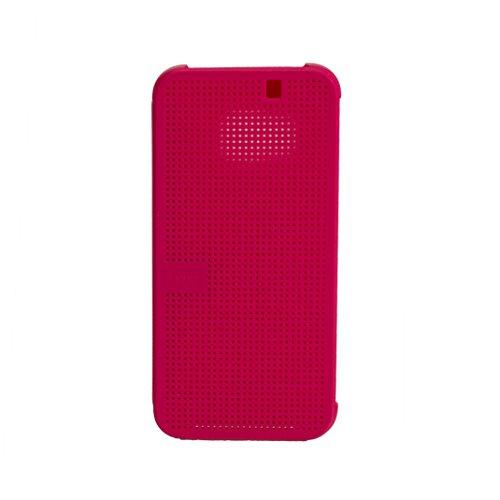 HTC 99H20113-00 - Funda para móvil HTC One M9, rosa