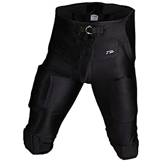 Active Athletics Spielhose All In One Spandex 7 Pads - schwarz Gr. XL