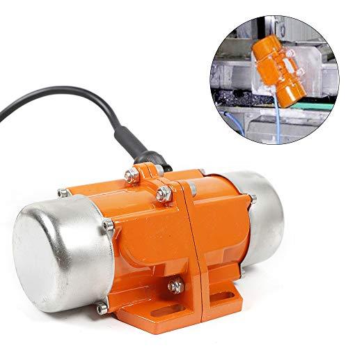 1 Phase Vibrator HaroldDol 3000RPM AC Vibrationsmotor Vibrating Asynchroner Vibrator 90W 220V