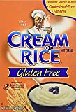 Cream of Rice Gluten Free Hot Cereal 397g 14oz