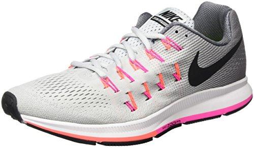 nike-women-wmns-air-zoom-pegasus-33-running-shoes-grey-pure-platinum-cool-grey-pink-blast-black-5-uk