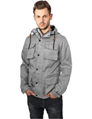 Urban Classics Chambray Lined Jacket