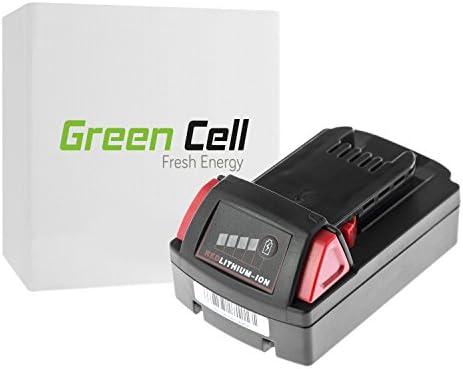 verde Cell® Utensili Elettrici Batteria per Milwaukee M18 FIWP12-0 4933451067 4933451067 4933451067 ( Li-Ion celle 2 Ah 18V ) | Economici Per  | Distinctive  | marchio  6eb9b7