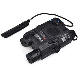 HANYUEXIA Éléments d'accessoires pour Pistolet à Eau, Lampe de Poche LED pointeur Laser Vert Tactique