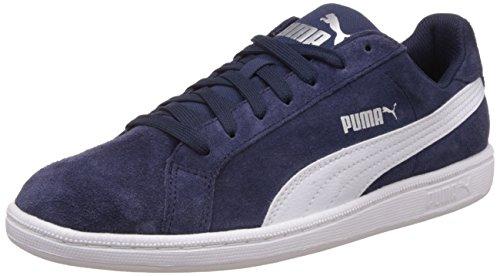 Puma Smash SD Sneaker, Uomo, Blu/Bianco (Peacoat/White), 41