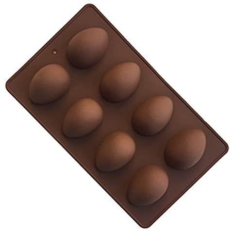 Silikomart Muffin Chocolate Mold Ice Cube Tray Mold Easter Egg