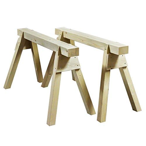 Holzklappbock  <strong>PEFC</strong>   Ja