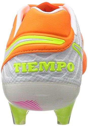 Nike Tiempo Legend VI FG, Scarpe da Calcio Donna Arancione (Tart/white-volt-hyper Pink)