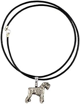 Schnauzer, Hundehalskette, limitierte Auflage, außergewöhnliches Geschenk, ArtDog
