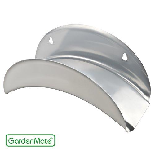 GardenMate® Schlauchhalter SILBER (Silber-schlauch)