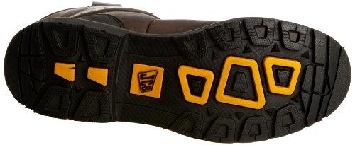 JCB  Trackpro/T,  Unisex - Erwachsene Chukka Boots Hellbraun