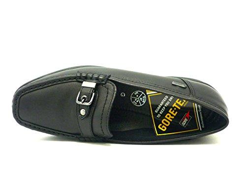 Ara Damen Slipper 12-40110-06, Hydrolamm Schwarz, UK Schwarz