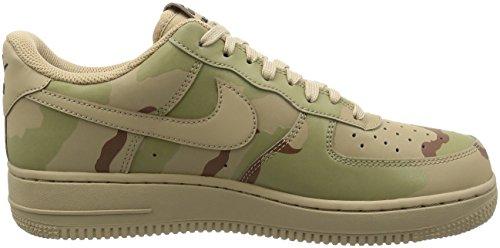 Nike Air Waffle Trainer Premium Sneaker sand black 204