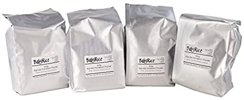 BabyRice Chromatic (Colour Change) Alginate Impression Moulding Material Powder - just add Water 2kg Fast (Casting Linea)