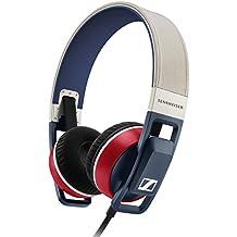Sennheiser URBANITE - Auriculares de diadema abiertos (compatible iPhone/iPod/iPad), nation