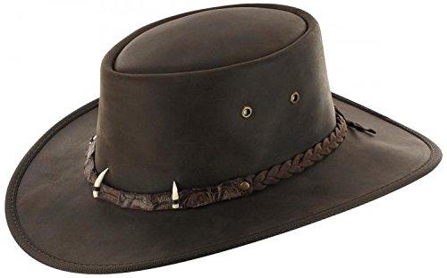 79f4acd65d32d Sombrero de Piel Croc by BARMAH sombrero outdoorsombrero de piel (L 58-59