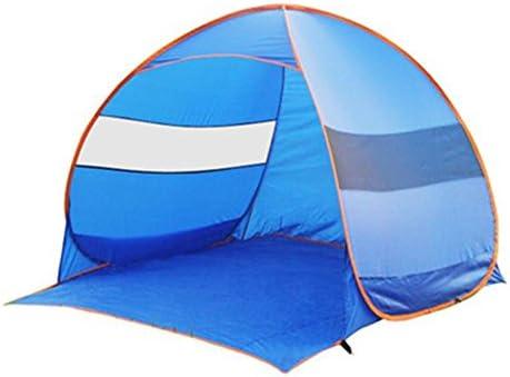 FANGCHE Gratuito Per Costruire La Tenda Da Spiaggia Esterna Di Di Di Pesca Può Ospitare 3-4 Persone, blu B0727XXRXG Parent   Sensazione piacevole    Export  226dfb