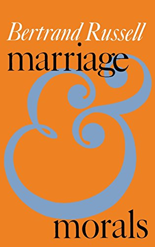 Marriage and Morals
