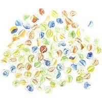 Marmor Kinder Marmor Run Spiel 100 Stücke 12mm Bunte Glasmurmeln