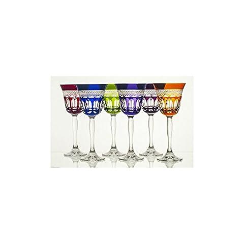 6 x Weinglas, Weinkelch, Römer Glas