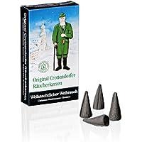 """Crottendorfer 1001 Original Räucherkerzen """"Weihnachtlicher Weihrauch"""" 24 Stück, Größe M preisvergleich bei billige-tabletten.eu"""