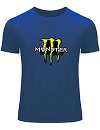 Monster Energy impreso para hombres de la camiseta T Outlet