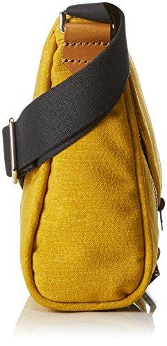 Kipling Ready Now, Sacs Bandoulière Femmes, 27.5x21x7.5 cm Jaune (REF34N Mustard Yellow)