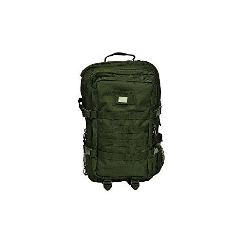 Rucksack Multi Fächer Trekking Militärische Camouflage Paintball Airsoft Grün Khaki