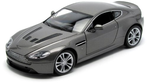 modellino-aston-martin-v12-vantage-2010-silver-124-model-4130