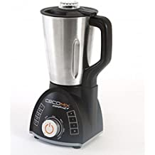 Cecomix Robot Compact Que Cocina y tritura, 1100 W, 2.8 litros, Acero Inoxidable