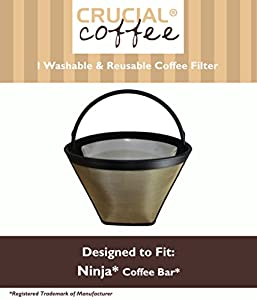 Washable & Reusable Coffee Filter for the Ninja Coffee Bar