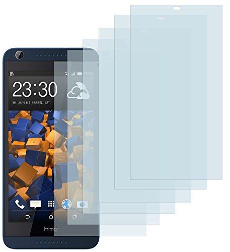 6x mumbi Schutzfolie für HTC Desire 626G Folie Displayschutzfolie