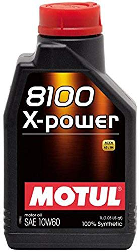 Motul 8100 x-power 10 W60 - 1 lit