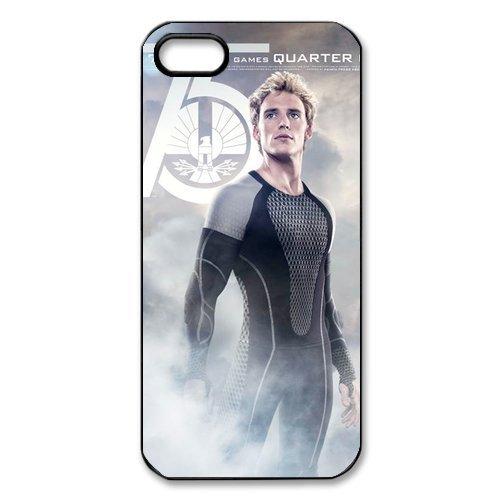 The Hunger Games Catching Fire Mockingjay Cool Coque arrière en plastique rigide pour iPhone 5/5S