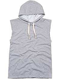 Mantis Women´s Oversized Sleeveless Hoodie Kapuzenpullover von noTrash2003