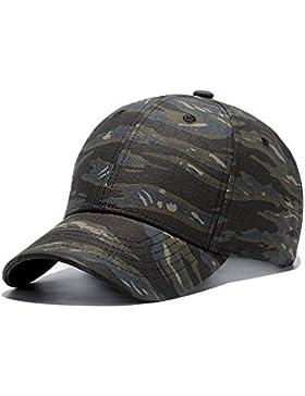 JEDAGX sport cappello respirabile outdoor parlamento mimetico berretti da baseball 6 del berretto da baseball