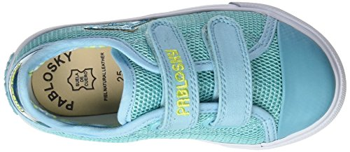Pablosky 941210, Chaussures Fille Bleu