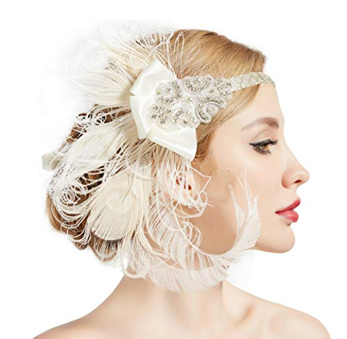 ArtiDeco 1920s Flapper Headpiece...