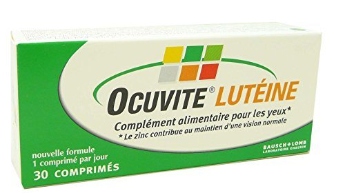 bausch-lomb-ocuvite-lutine-30-comprims
