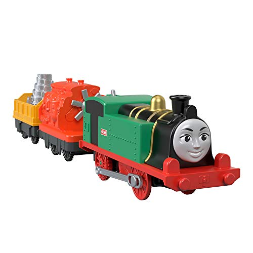 Thomas & Friends GDV33 Trackmaster Gina, Multicoloured