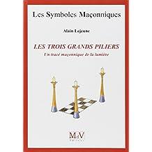 Les trois grands piliers : Un tracé maçonnique de la lumière