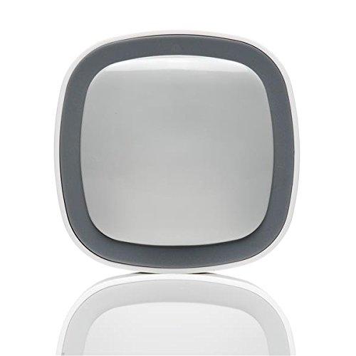 HEIMAN Smarthome Funk Infrarot Bewegungsmelder (HS1MS-2-M) / Bewegungssensor / Motion Sensor Alarm ( ZigBee kompatibel ) - weiß - 1er-Set