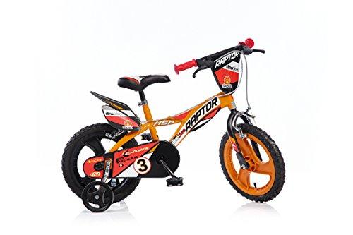 Kinderfahrrad Raptor Motorrad Kinderrad Fahrrad (14 Zoll)